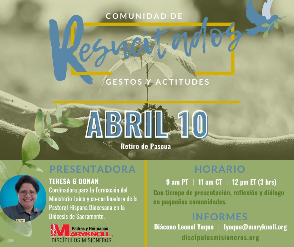 Abril 10-retiro-flyer